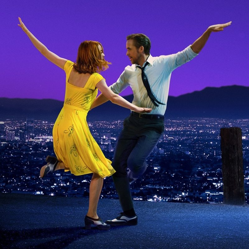 Ha Ha Happy about La La Land title image