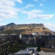 Exploring Edinburgh