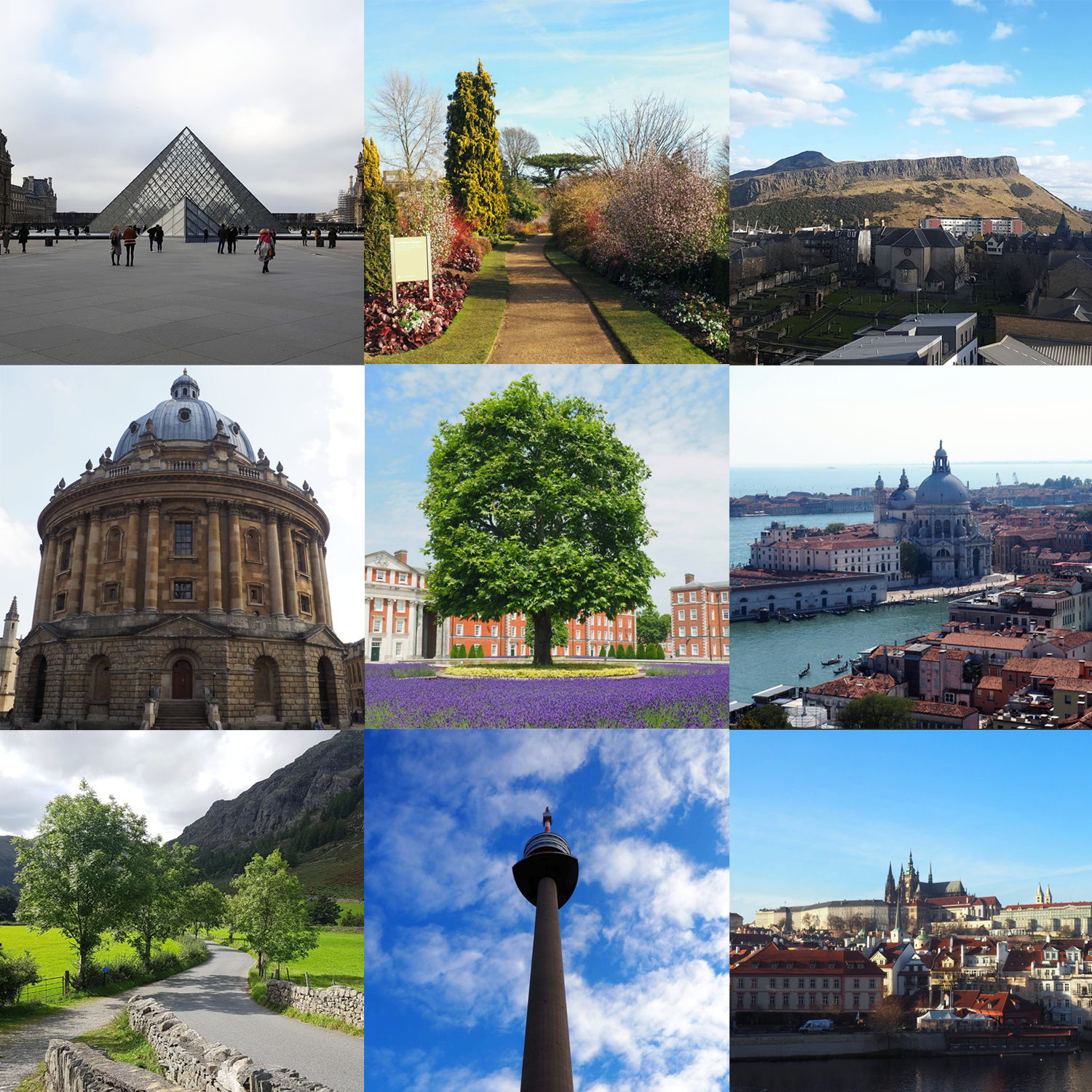 2018 A Year of Solo Travel Image