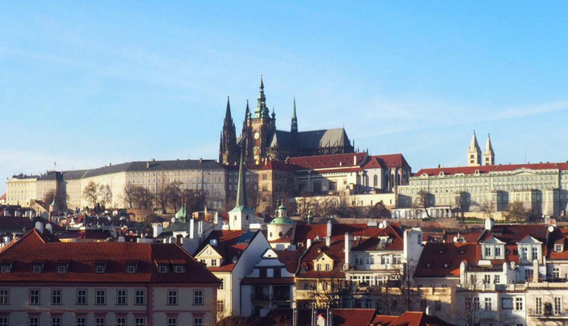 Festive Break to Prague Title Image