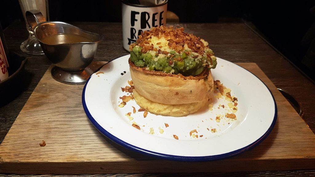 Pie at Pieminister