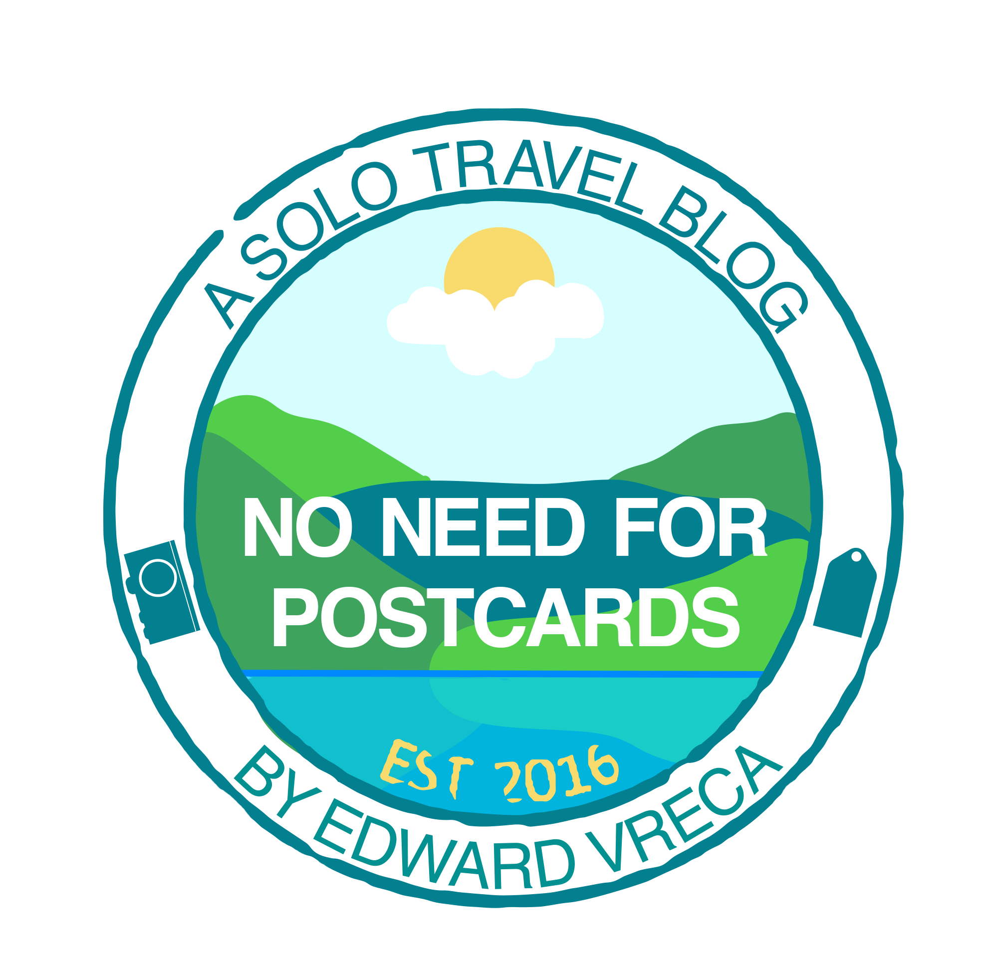 No need for postcards